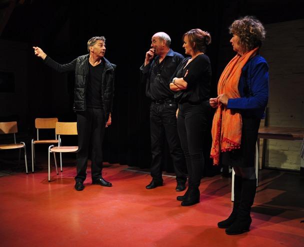 Scènemakers theaterimprovisatie