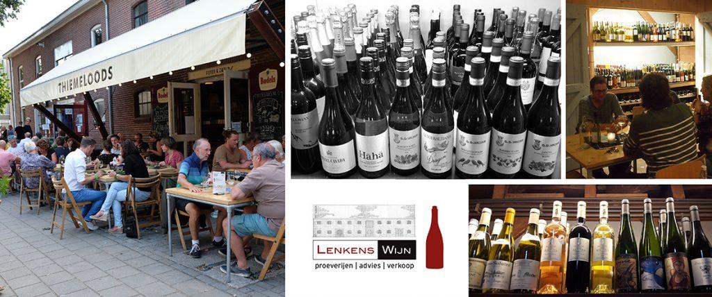 Wijnbar - iedere zaterdag!