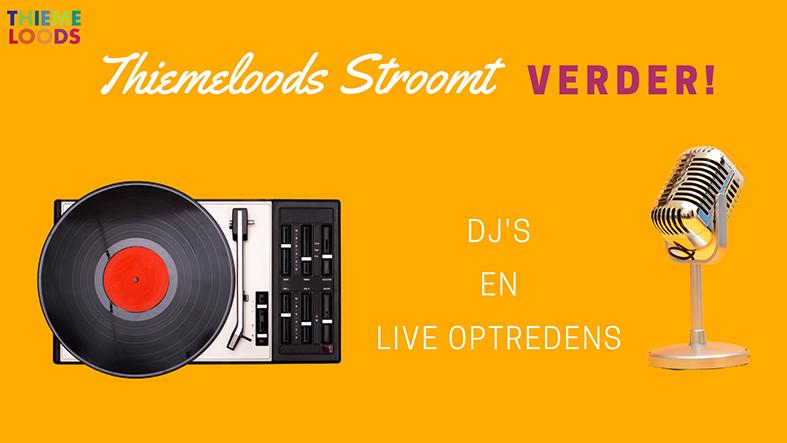 Thiemeloods Stroomt Verder! | Live & Stream