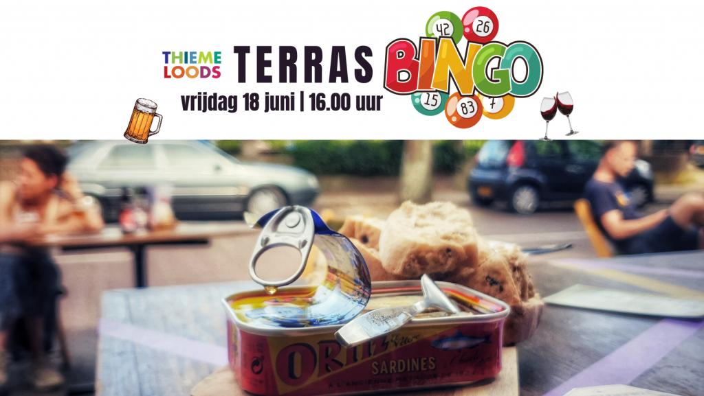 Terras Bingo Thiemeloods @ Thiemeloods